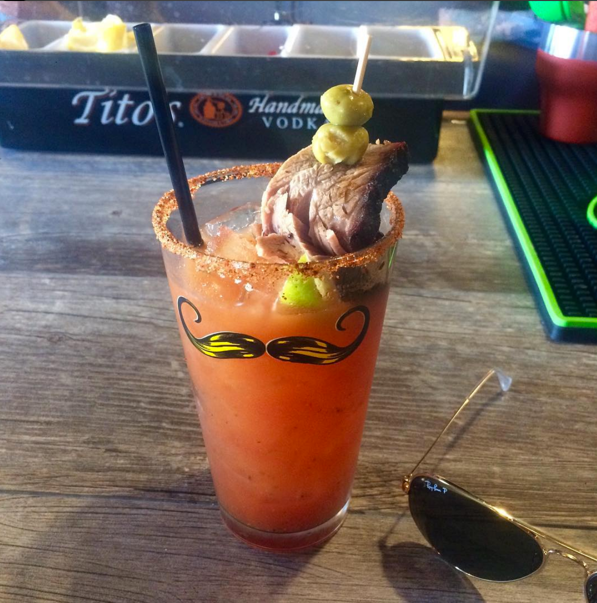 smoke shack bloody